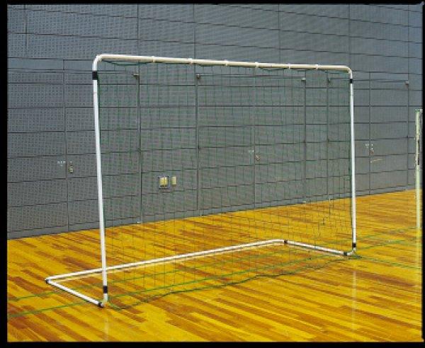画像1: 小学生ハンドボール専用簡易ゴール(1台) (1)