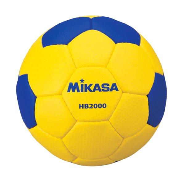 画像1: ハンドボール 検定球2号 (1)