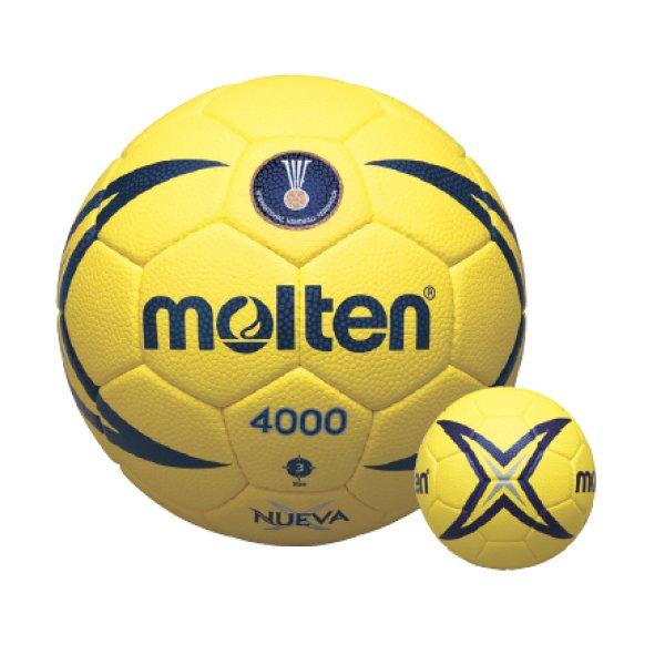画像1: ヌエバX 4000【屋内専用2号球】《プリント対応》 (1)